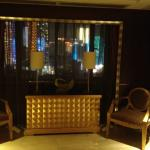 Chengdu by night en attendant l'ascenceur