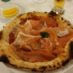 Pizza Stracciata buonissima!