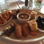 Tapas for Two appetizer