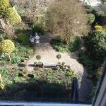 Garden from room one