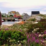 A short drive to the village of Peggy's Cove