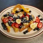 A favorite Bay Pointe Breakfast. A toast to Mike Cira's French Toast!