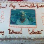 Cathy's Retirement Celebration at The Imperia 42 years of Service at Johnson & Johnson Tuesday,