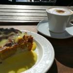 Kaffee und Kuchen in der Schönen Aussicht
