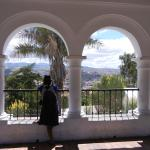 View from the Mirador, Sucre Bolivia