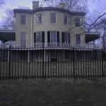 Laurel Hill Mansion in East Fairmont Park.