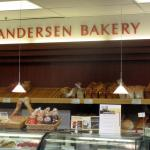 Andersen's Bakery, Japantown, San Francisco, Ca