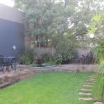 Hübscher kleiner Garten