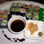Japan Night Sushi maki Auswahl
