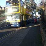 15B bus stop