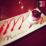 Cherry torte dessert