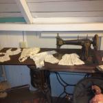 Colonial Sewing Machine
