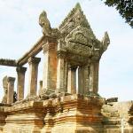 tour to preah vihear temple , car / van taxi driver to prasat preah vihear / koh ker and beng te