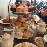 Afternoon tea, March 2015