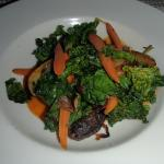 Main entree: vegetable medley