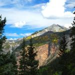 MILLION DOLLAR HIGHWAY-SILVERTON TO OURAY, CO