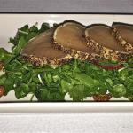 Albacore Tuna Tataki for appetizer