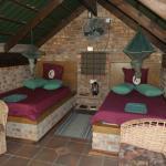 Campsite Chalet Interior