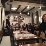 Inside restorant