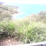 View from the Hike on Hassel Island