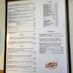 New Way Lunch (Warrensburg, NY) Menu