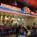 Front of Johnny Rockets