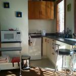 Studio Cottage Kitchenette