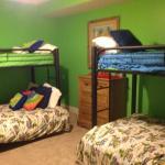 kids' room at 1326