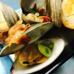 Mmm Madrid clams!