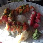 an assortment of yummy rolls