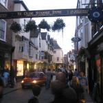 Stonegate in the evening