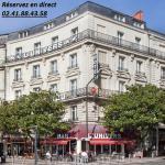 Hôtel de l'Univers Angers