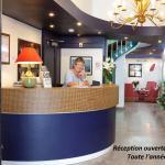 Réception Hôtel Angers