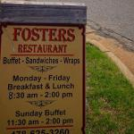 Foster's Restaurant