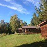 Foto de Mount Robson Lodge & Robson Shadows Campground
