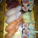 Very delicious Sushi at Tomoe