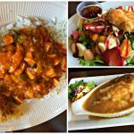 Three amazing Lunch/Dinner choices