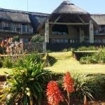 Indigenous gardens to frame a picturesque Inkungu Lodge