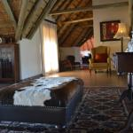 Cosy corners and sweeping views, lovely decor and surprises around every corner At Inkungu Lodge