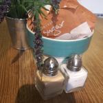 Nice little salt and pepper pots