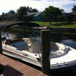 Cape Coral Boat Rentals Foto