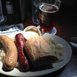 Yummy German Plate