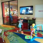 Chilren's play area
