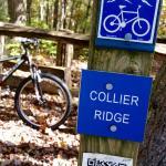 Collier Ridge Bike Trail