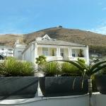 Blick auf den Signal Hill von der Honeymoon Suite