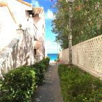 ALLEY LEADING TO BEACH