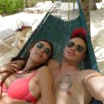siesta en el riu palace riviera maya
