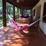 Foto de The Lodge at Uxmal