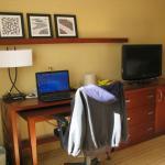 Work/Desk Area