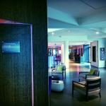 Lobby and connectivity lounge